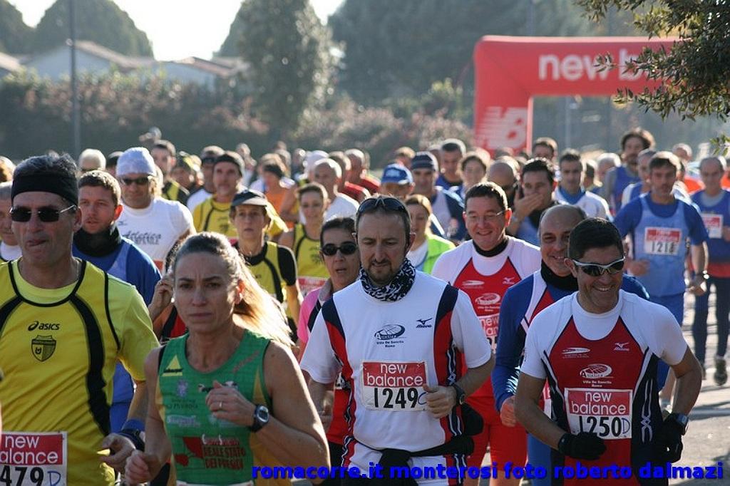 Foto Partenza Monterosi Run