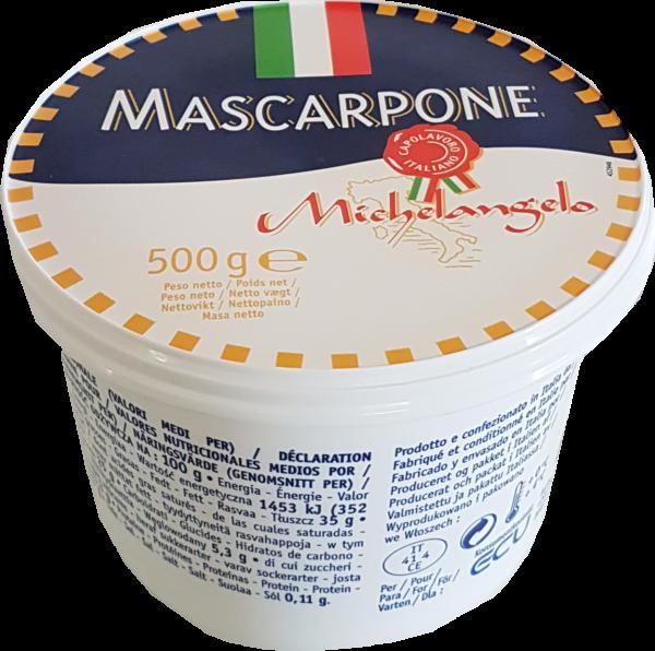 mascarpone michelangelo