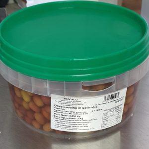 0118002 - Olive secchio kg 5