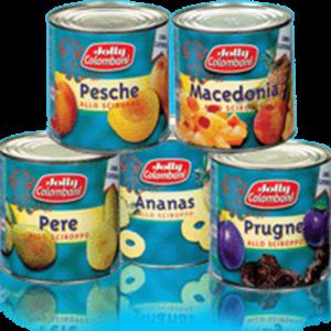 0107022 - Frutta Sciroppata