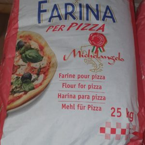 0121001 - Farina per pizza